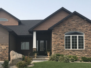 home masonry in Bismarck, ND